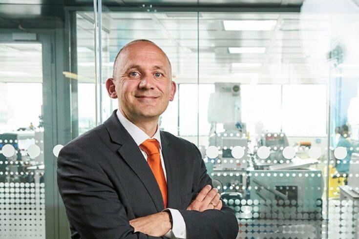 Ian Campbell, Innovate UK