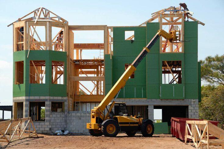 Housebuilding. Credit: Transforming Construction Network Plus